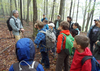 Overlook Mountain Center Guided Tour