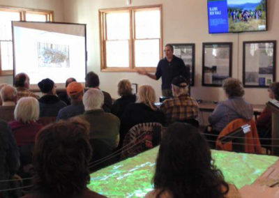 Overlook Mountain Center - Presentations